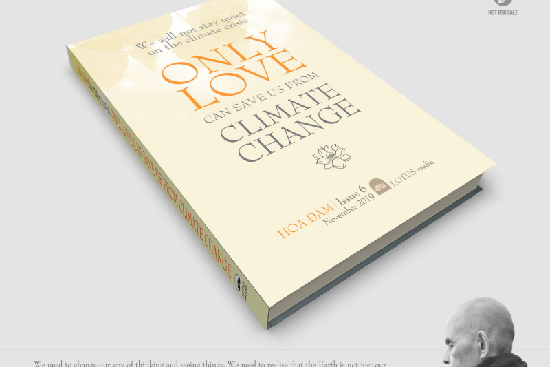 FOREWORD - Only Love Can Save Us from Climate Change