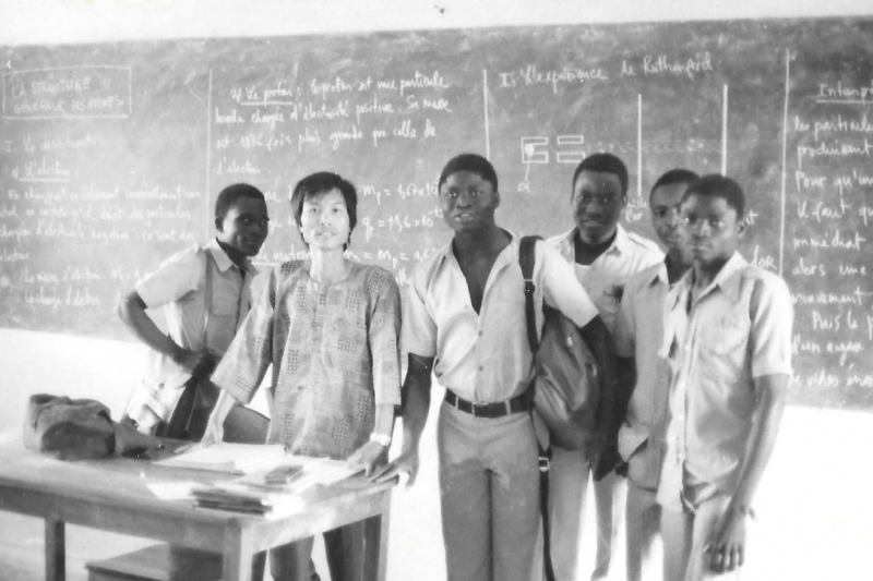 From Vietnam to America and Africa, my Peace Corps experience