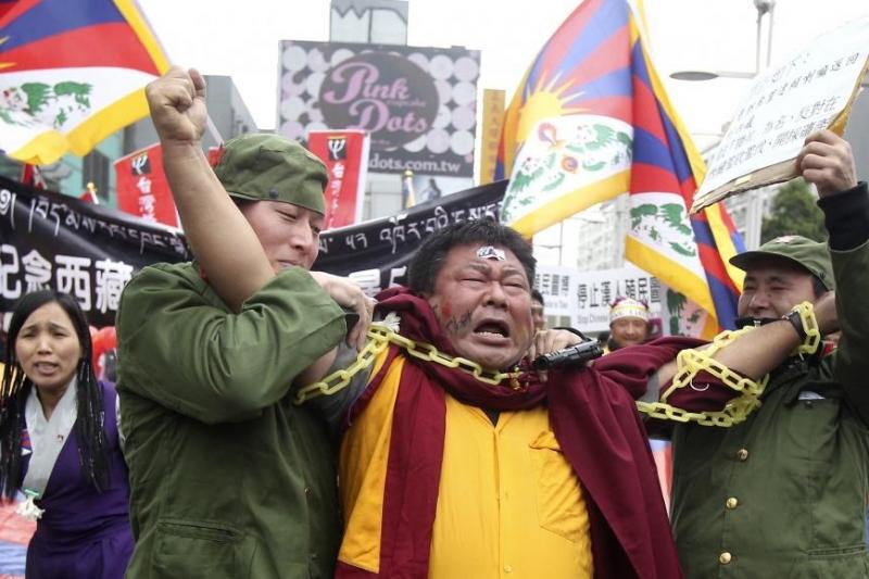 Hiểm họa Trung Cộng và bài học Tây Tạng