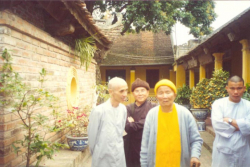 THÔNG ĐIỆP HƯỚNG VỀ THẾ KỶ XXI của Đại Lão Hòa Thượng Thích Huyền Quang, Xử lý Thường vụ Viện Tăng Thống – Giáo hội Phật giáo Việt Nam Thống nhất