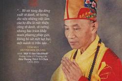 Tưởng nhớ Công Hạnh Cố Trưởng Lão Hòa Thượng Thích Trí Chơn (1933-2011)